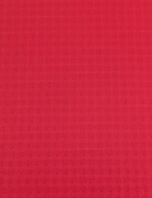 Vinyl Laminated Polyester Red