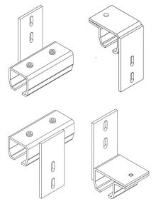 Wall Mount Hardware