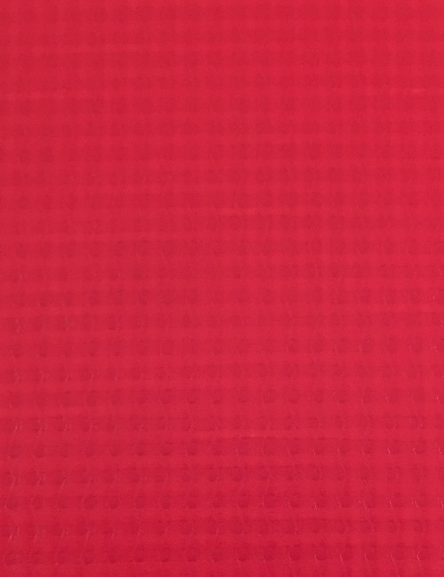 13oz Vinyl Laminated Polyester Red