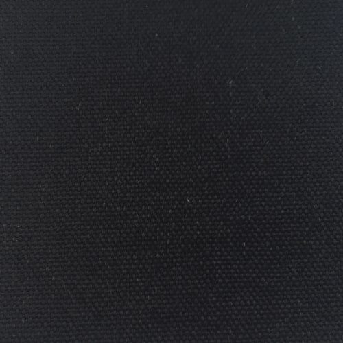 Black Primed Canvas 8oz