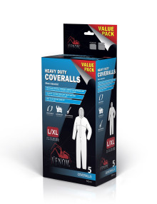 Heavy Duty Coveralls
