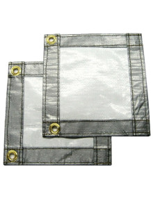 Heavy Duty UVR Poly Tarps