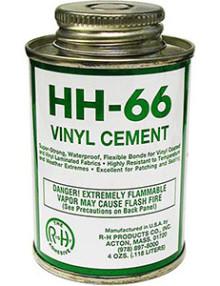 HH-66 Vinyl Cement 4oz