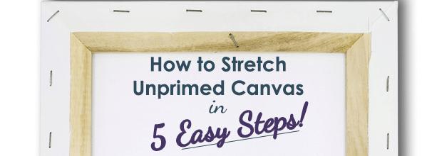 5-Steps-to-Strech-Unprimed-Canvas