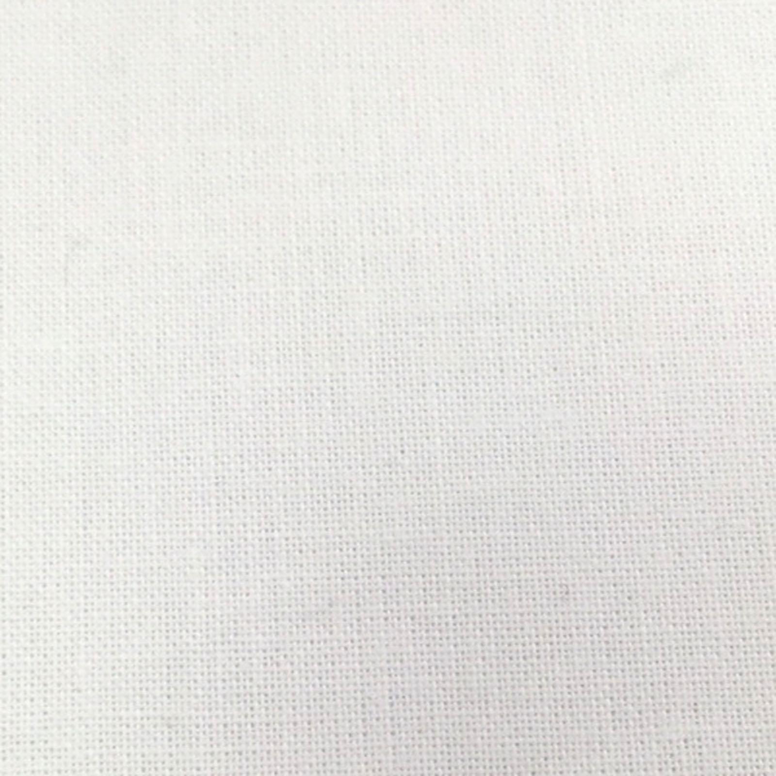 White Muslin - Flame Retardant
