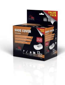 Shoe Covers 12 Pair