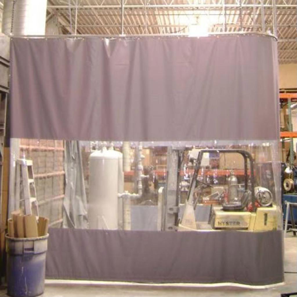 Divider Curtain-drapery hardware