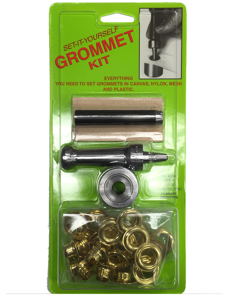 Grommet Kit Apply Amp Repair Grommets Easy To Use