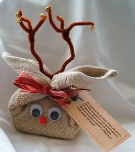 Terrycloth Reindeer