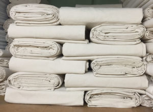 Chicago Canvas Drop Cloth Upholstery