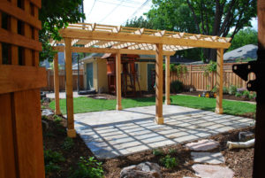 4 Simple Patio Shade Ideas - DIY Pergola