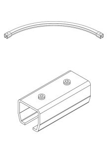 Unmounted Track - Curtain Track Hardware