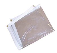 Clear PVC Tarps