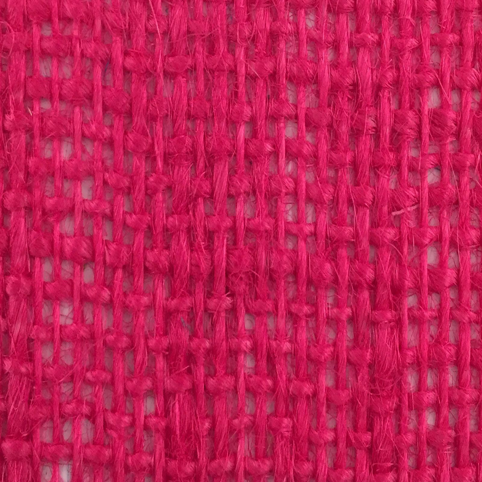 Shalimar Plus Burlap Fuchsia Chicago Canvas Amp Supply