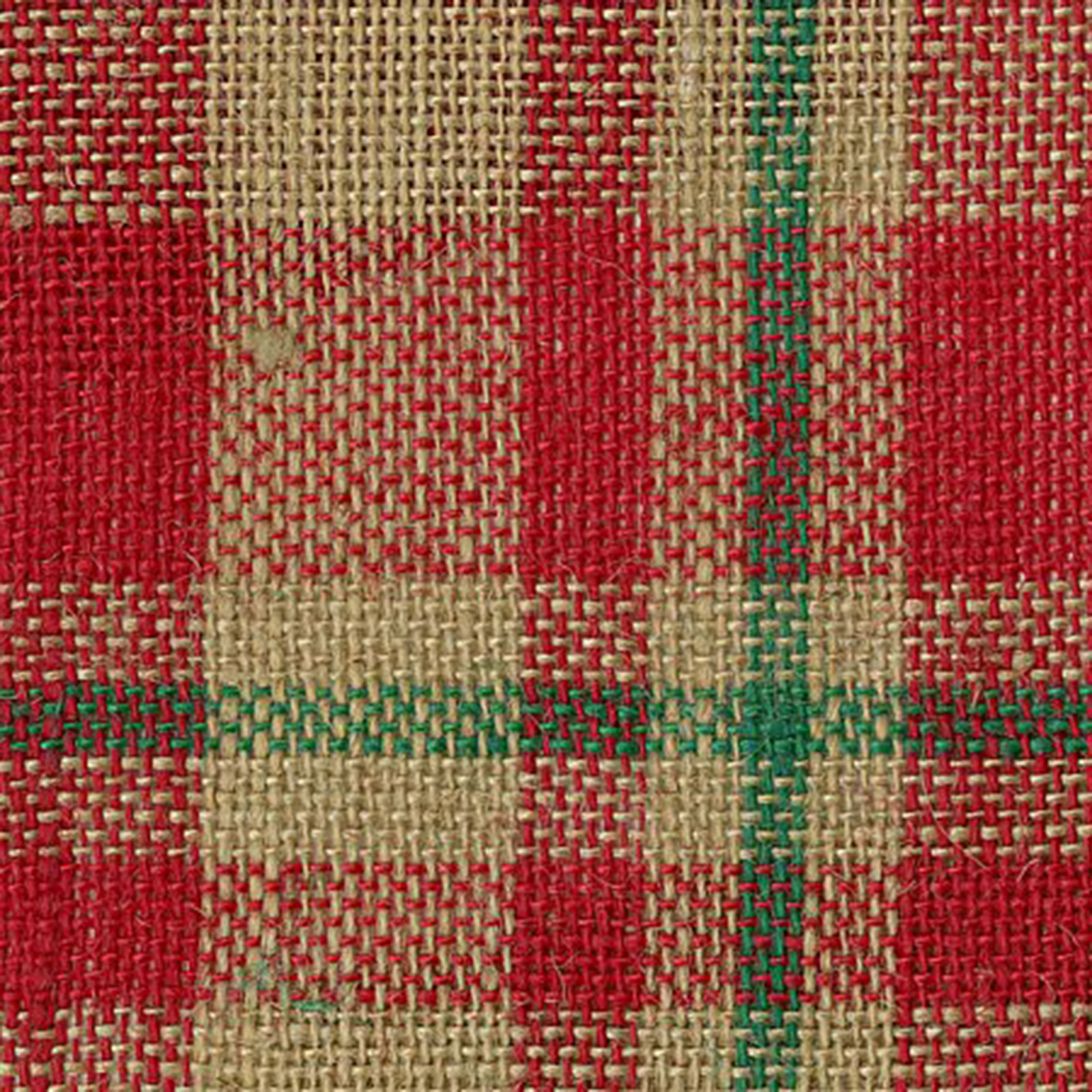 Printed Holiday Burlap Fabric 60 Quot Colored Burlap Red