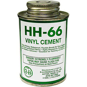 Hh 66 Vinyl Cement Repair Rips Amp Tears Seal Amp Waterproof