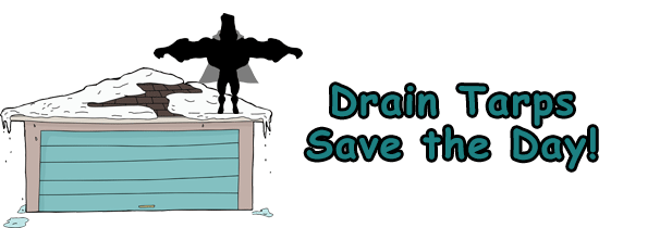 Roof Leak Diverters