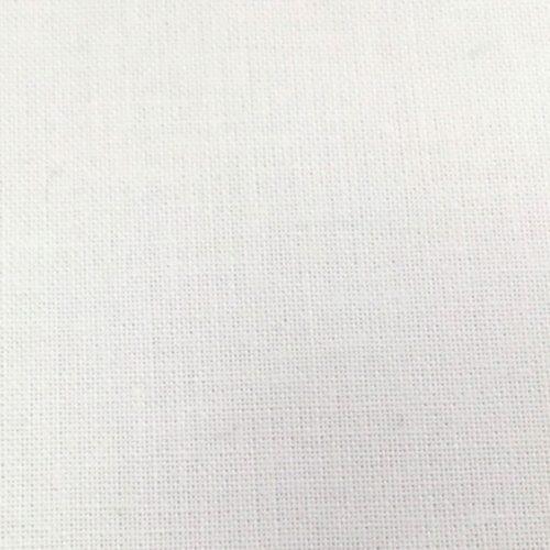 Bleached White Muslin