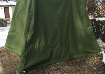 Iron Horse Polyester Tarp Swing Set Cover