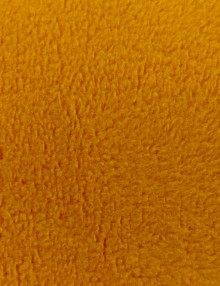 Polyester Fleece Fabric Gold