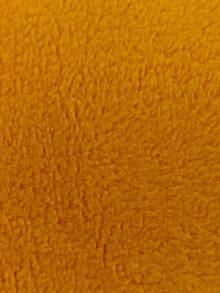 Polyester Fleece Fabric Gold