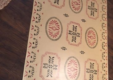 #10 Artist Canvas Custom Painted Floor Cloths