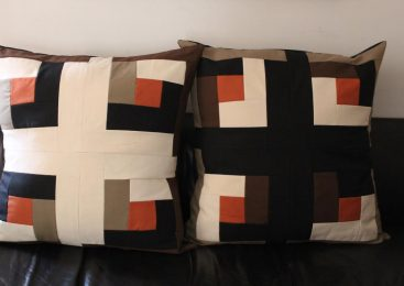 10 oz Color Canvas DIY Pillows