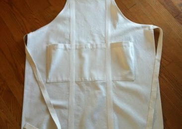 10 oz Color Canvas DIY Apron