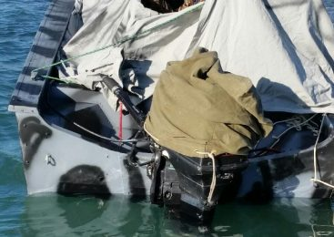 OD Canvas Tarp Boat Cover