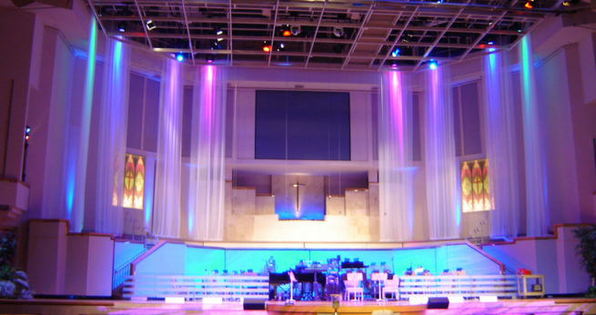 Church stage design tips u stage fabrics u stage backdrops